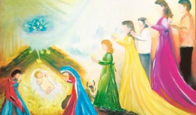 Tarjetas de Navidad y Año Nuevo 2014