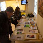 Salon de pintura Fundacion Hospital de Niños de Jujuy